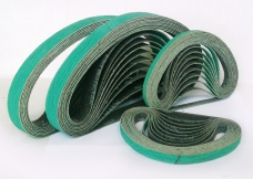 Powerfile Belts Zirconia polyester Cloth